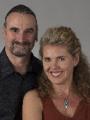 Richard Bolstad e Margot Hamblett