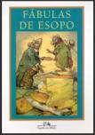 Fábulas de Esopo - Capa do Livro